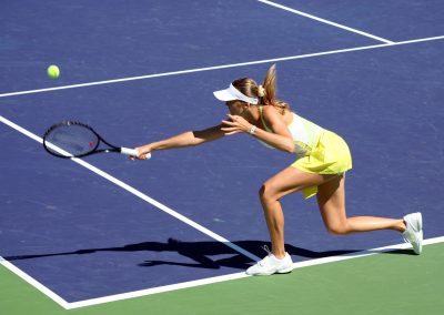 Stress is like a game of Tennis,