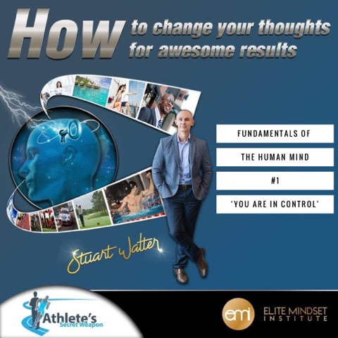 HOW to change your thoughts for awesome results, fundamental #1