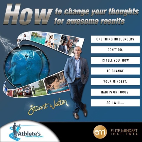 Introducing… HOW to change your thoughts for awesome results