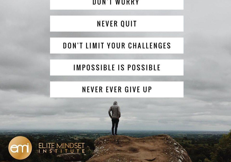 Motivation? no!